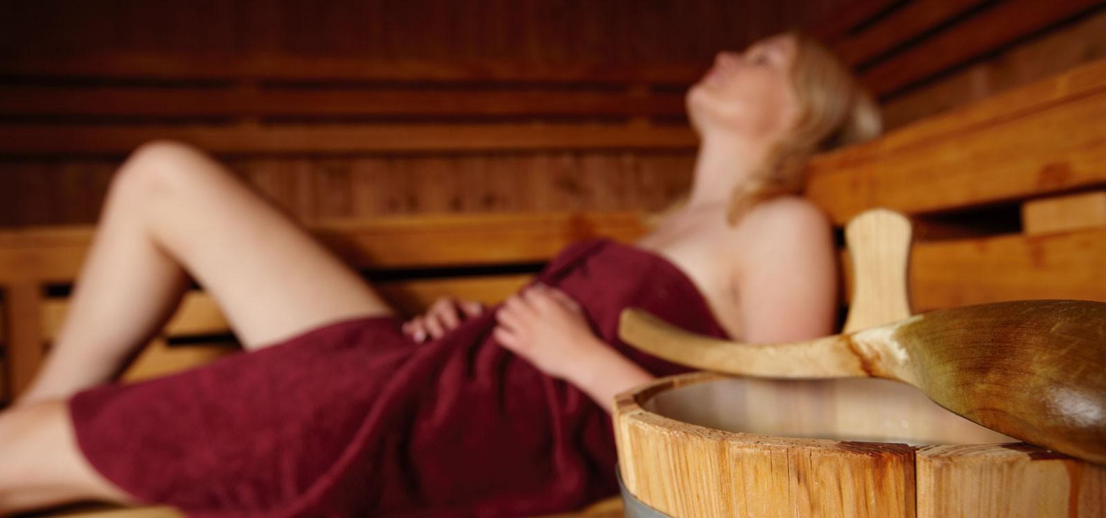 Ralax-Sauna