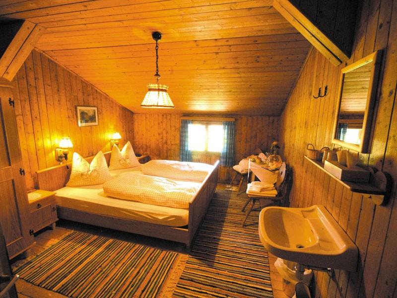 Doppelzimmer Hüttenromantik