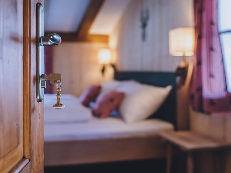 Doppelzimmer Hüttenromantik NEU