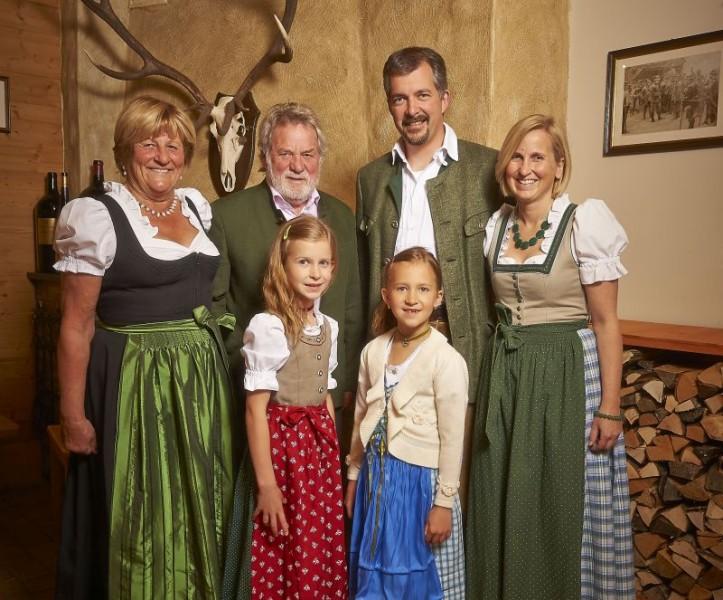 Familien Dragosics & Weber