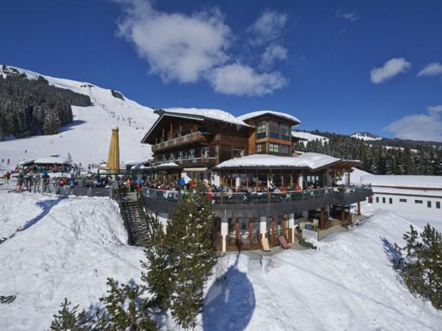Die Alpenoase Sonnhof im Winter